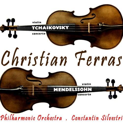 Tchaikovsky & Mendelssohn: Violin Concertos by Philharmonia Orchestra
