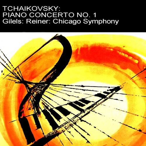 Tchaikovsky Piano Concerto No 1 de Chicago Symphony Orchestra