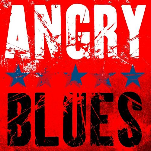 Angry Blues de Various Artists
