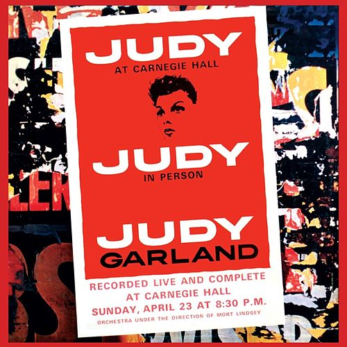 Judy At Carnegie Hall de Judy Garland