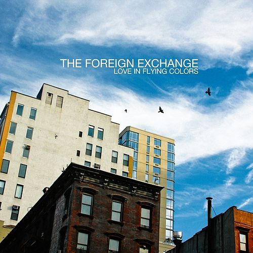 Love In Flying Colors de The Foreign Exchange