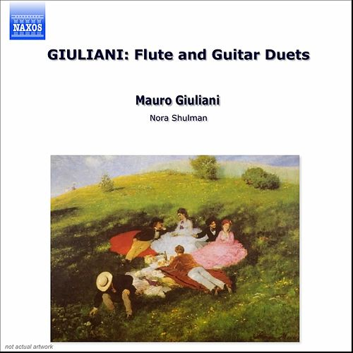 Duets for Flute and Guitar von Mauro Giuliani
