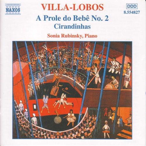 Piano Music, Vol. 2 by Heitor Villa-Lobos