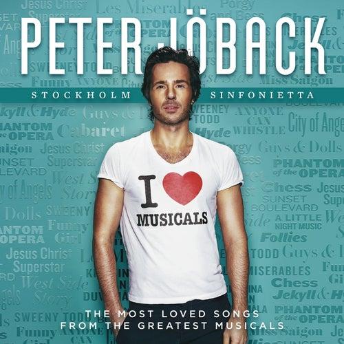 I Love Musicals von Peter Jöback