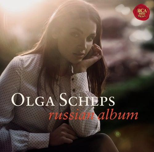 Russian Album de Olga Scheps