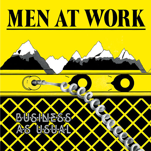 Business As Usual de Men At Work