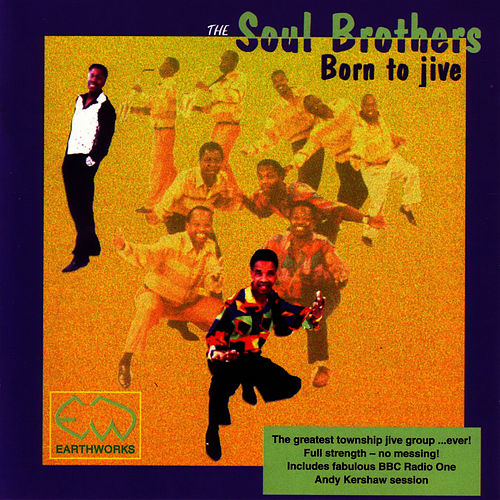 Born To Jive de The Soul Brothers