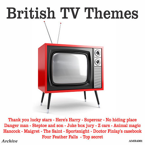 British TV Themes by Various Artists