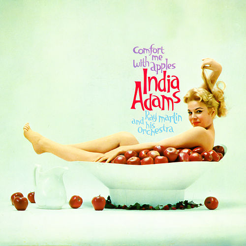 Comfort Me with Apples di India Adams