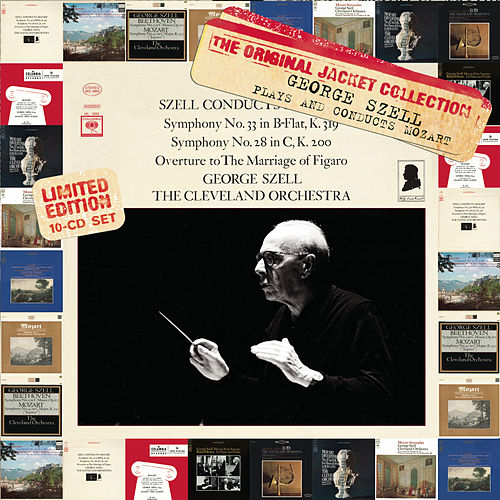 George Szell Plays and Conducts Mozart (Original Jacket Collection) by Various Artists