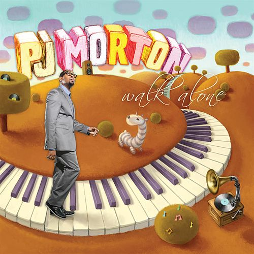 Walk Alone von PJ Morton