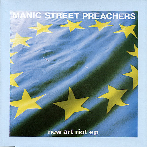 New Art Riot EP by Manic Street Preachers
