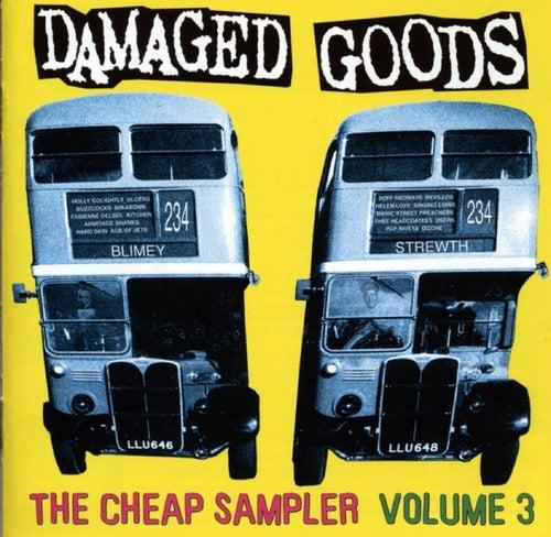 The Cheap Sampler Vol.3 de Various Artists