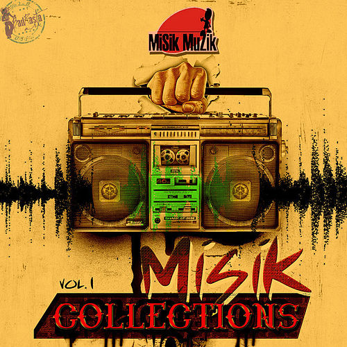 Misik Collections Vol. 1 by Various Artists