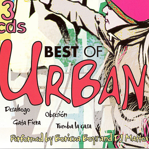 Best Of Urban von Boricua Boys