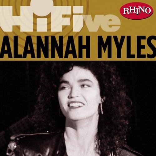 Rhino Hi-Five: Alannah Myles de Alannah Myles