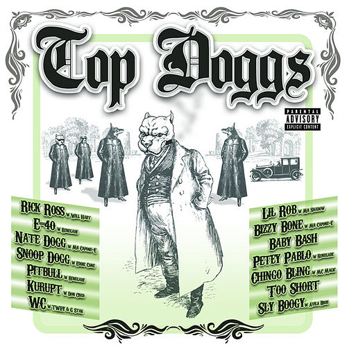 Top Doggs von Various Artists