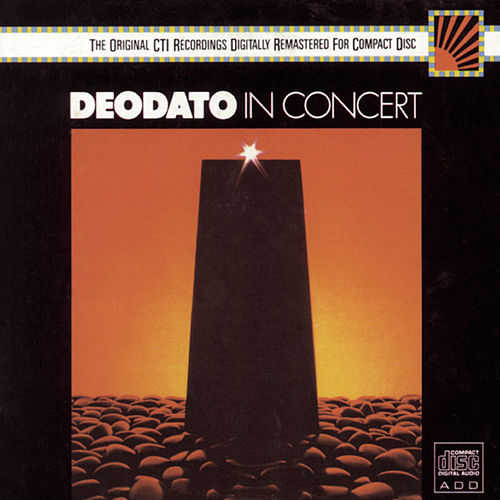 Live At Felt Forum by Deodato