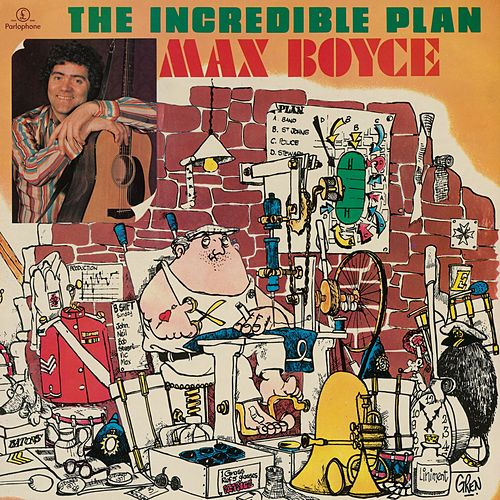 The Incredible Plan by Max Boyce