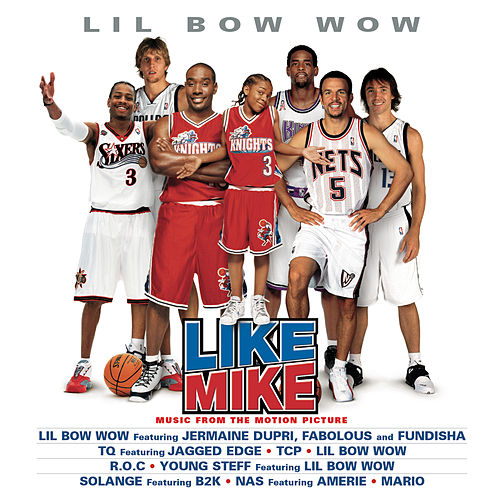 Like Mike de Various Artists