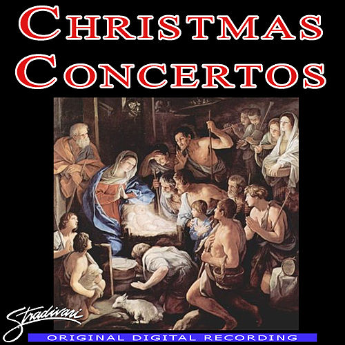 Christmas Concertos - The Baroque Collection by The Royal Festival Orchestra