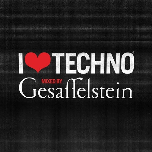 I Love Techno 2013 fra Various Artists