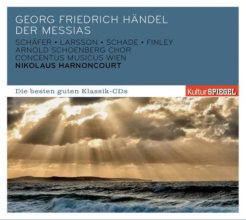 Händel: Messias Highlights von Nikolaus Harnoncourt