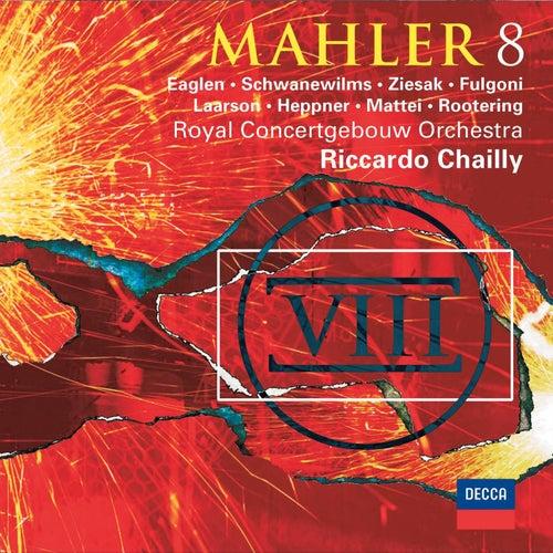 Mahler: Symphony No. 8 von Jane Eaglen