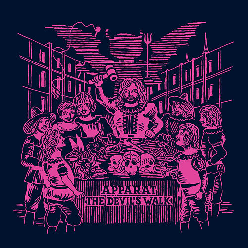 The Devil's Walk de Apparat