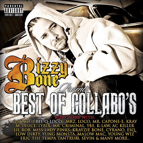 Best Of Collabos de Bizzy Bone