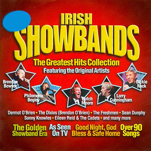 Showbands - The Greatest Hits Collection de Various Artists