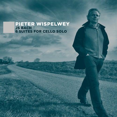Bach: 6 Suites For Cello Solo de Pieter Wispelwey