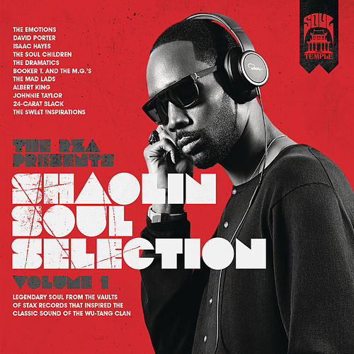 The RZA Presents Shaolin Soul Selection: Vol. 1 de Various Artists