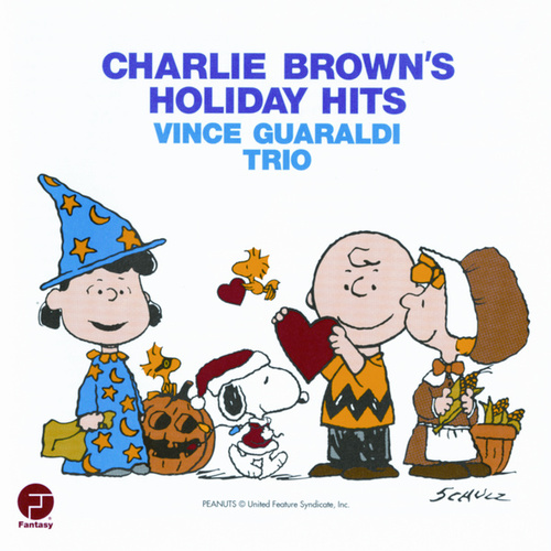 Charlie Brown Holiday Hits by Vince Guaraldi