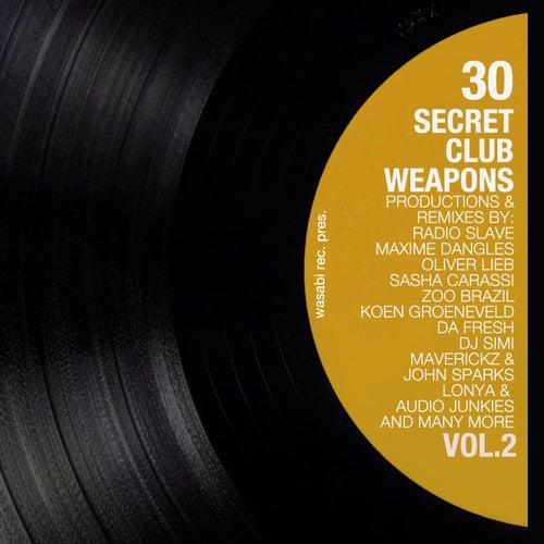 30 Secret Club Weapons, Vol. 2 de Various Artists