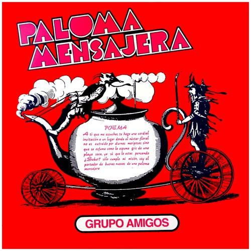 Paloma Mensajera von Amigos