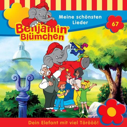 Folge 67 - Benjamin Blümchen: Meine schönsten Lieder von Benjamin Blümchen