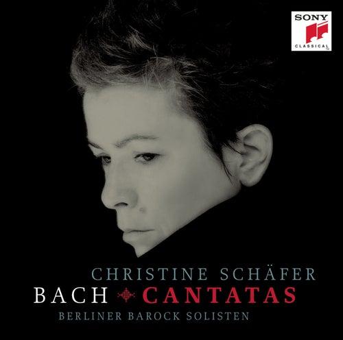 Bach Cantatas by Christine Schäfer