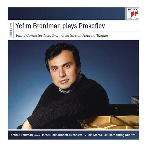 Yefim Bronfman Plays Prokofiev Concertos and Sonatas von Yefim Bronfman