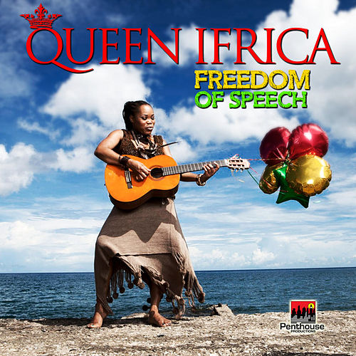 Freedom of Speech by Queen I-frica