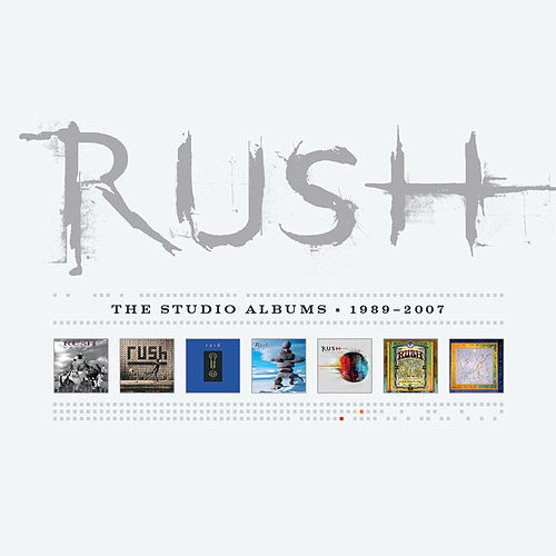 The Studio Albums 1989-2007 de Rush