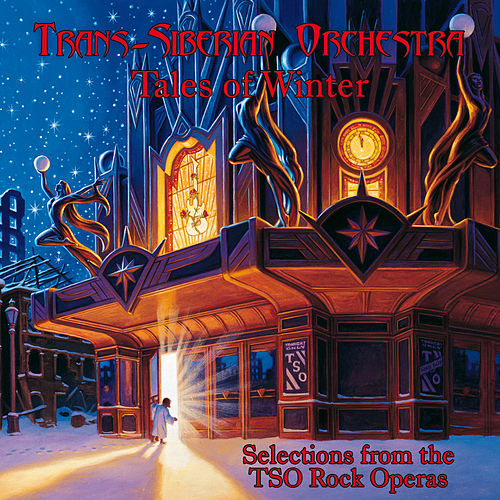 Tales Of Winter: Selections From The TSO Rock Operas de Trans-Siberian Orchestra