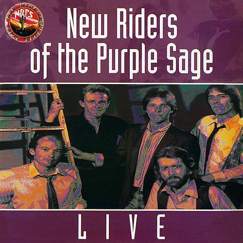 Live von New Riders Of The Purple Sage