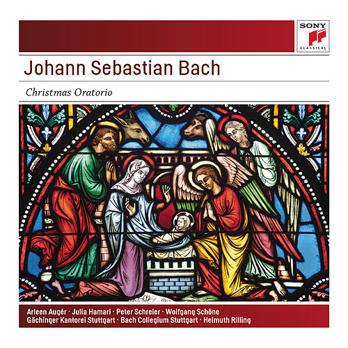 Bach: Christmas Oratorio, BWV 248 by Helmuth Rilling