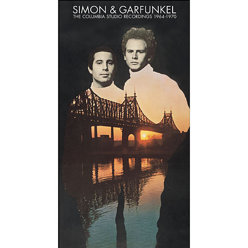 The Columbia Studio Recordings (1964-1970) by Simon & Garfunkel