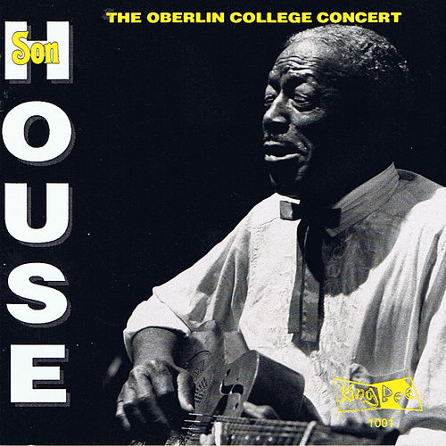 The Oberling College Concert de Son House