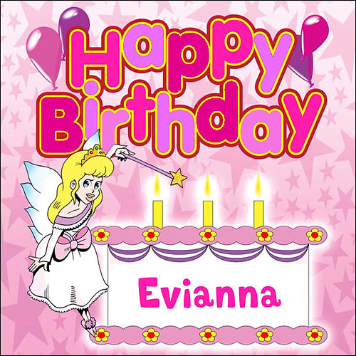 Happy Birthday Evianna von The Birthday Bunch