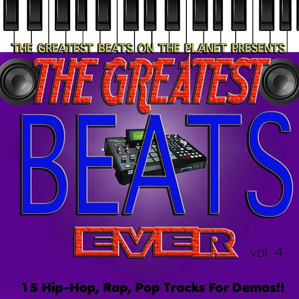 Hot Hip-Hop, Rap, Pop Tracks, Beats and    by The Greatest