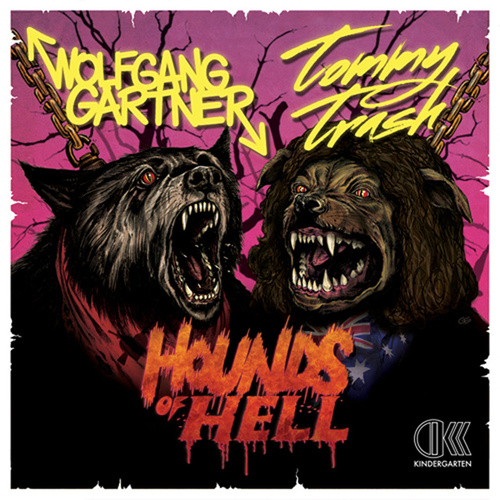 Hounds Of Hell von Wolfgang Gartner