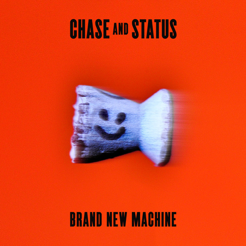 Brand New Machine (Deluxe Version) de Chase & Status
